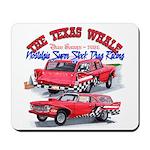 The Texas Whale - 2014 Mousepad