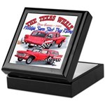 The Texas Whale - 2014 Keepsake Box