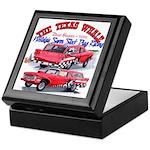 The Texas Whale - 2014 Keepsake Box