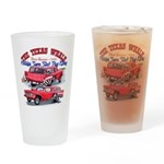 The Texas Whale - 2014 Drinking Glass