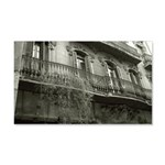 Punto de Vista 20x12 Wall Decal