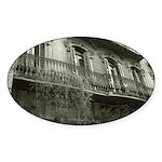 Punto de Vista Sticker (Oval 50 pk)