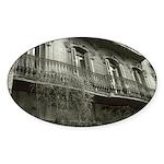 Punto de Vista Sticker (Oval 10 pk)