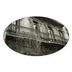 Punto de Vista Sticker (Oval 10 pk)