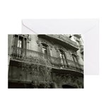 Punto de Vista Greeting Card