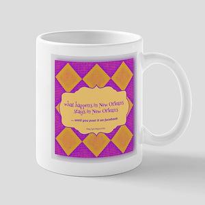 New Orleans Saying Mugs