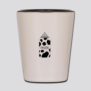 Milk Shot Glass