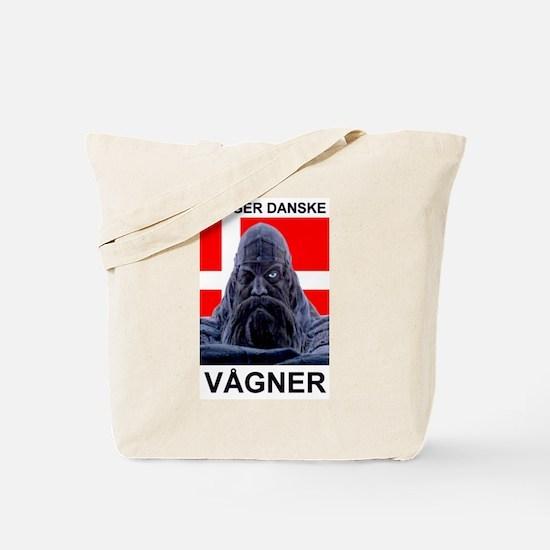 Holger Danske Vågner Tote Bag