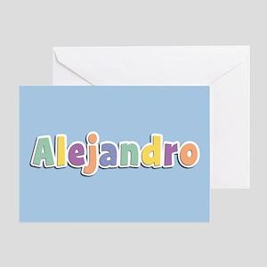 Alejandro Spring14 Greeting Card