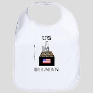US Oilman Bib