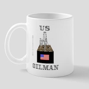US Oilman Mug