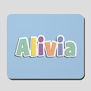 Alivia Spring14 Mousepad
