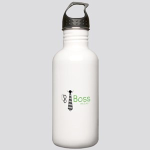 Boss Man Water Bottle