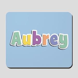 Aubrey Spring14 Mousepad