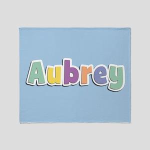 Aubrey Spring14 Throw Blanket