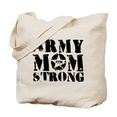 Army Mom Strong 1775 Tote Bag