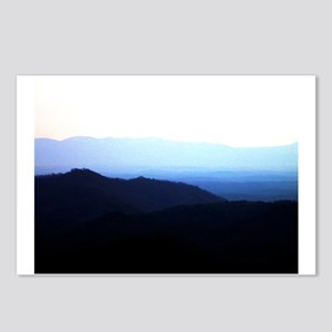Blue Ridge Mountains Postcards (Package of 8)