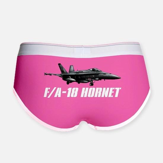 F/A-18 Hornet Women's Boy Brief