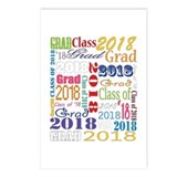 2018 graduation Postcards