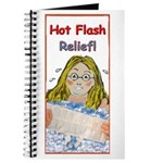Hot Flash Ice Tub Journal