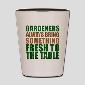 Gardeners Fresh To Table Shot Glass