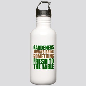 Gardeners Fresh To Table Water Bottle