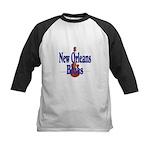 New Orleans Blues Kids Baseball Jersey