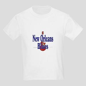 New Orleans Blues Kids Light T-Shirt
