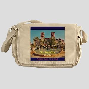 St. Augustine, Florida Messenger Bag