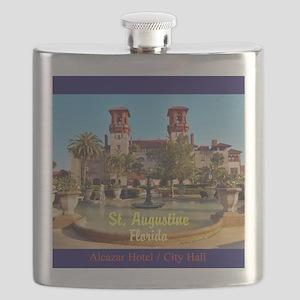 St. Augustine, Florida Flask