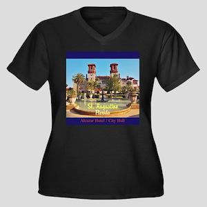 St. Augustine, Florida Plus Size T-Shirt