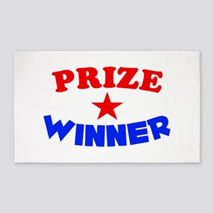 Prize Winner 3'x5' Area Rug