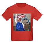New Orleans Blues Kids Dark T-Shirt
