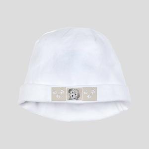 Havanese Puppy Baby Hat