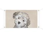 Havanese Puppy Banner