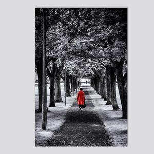 Red Coat Postcards (Package of 8)