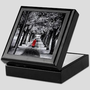 Red Coat Keepsake Box