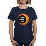 Third World Sun Women's T-Shirt (dark Colors)