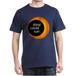 Third World Sun Men's T-Shirt (dark Colors)