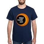 Third World Sun Men's T-Shirt (dark Colors)