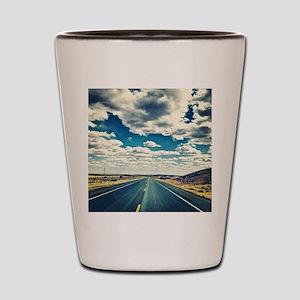 Road Trip Shot Glass