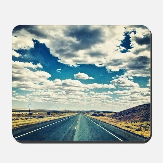 Road Trip Mousepad