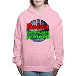 Relax v2 Women's Hooded Sweatshirt