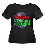 Relax v2 Plus Size T-Shirt