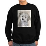 Havanese Puppy Sweatshirt (dark)