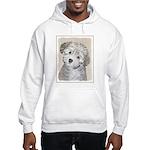 Havanese Puppy Hooded Sweatshirt