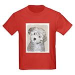 Havanese Puppy Kids Dark T-Shirt
