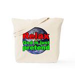 Relax v2 Tote Bag