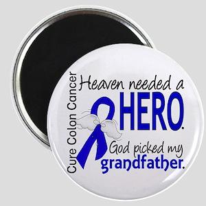 Colon Cancer HeavenNeededHero1.1 Magnet