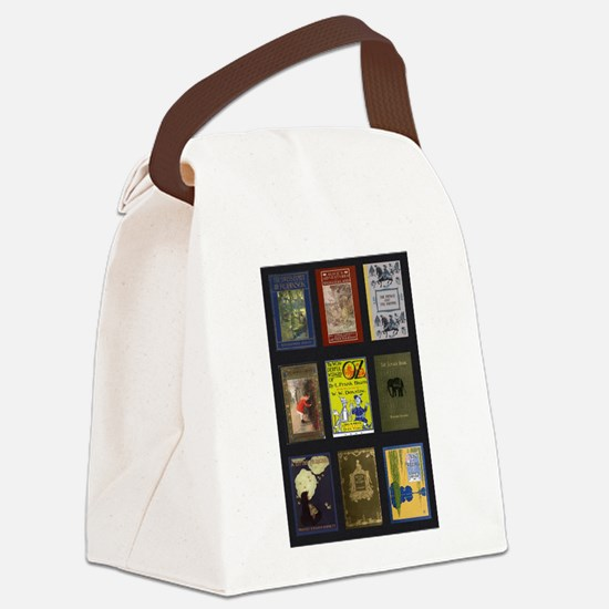 Classic Children's Covers Canvas Lunch Bag